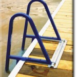 Quick Release for Galvanized Ladder